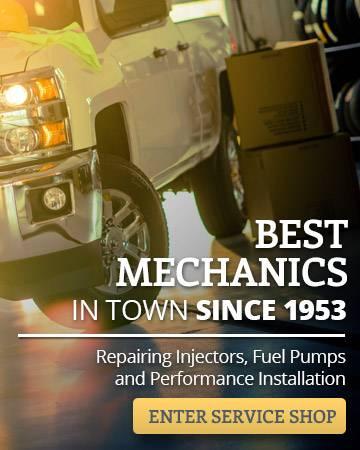 Best Mechanics since 1953