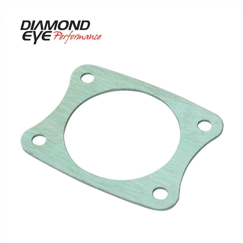 Diamond Eye Performance #4001 PERFORMANCE DIESEL EXHAUST PART-HIGH