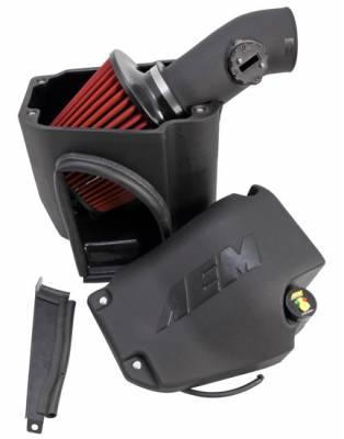 AEM Induction - AEM Induction AEM Brute Force HD Intake System 21-9124DS