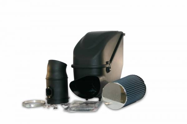 Bully Dog - Bully Dog Rapid Flow Intake, enclosed, Molded XLPE, Enclosure and MAF tube 51103