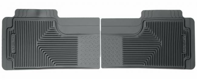 Husky Liners - Husky Liners 2nd Or 3rd Seat Floor Mats 52012