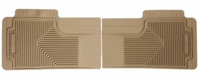 Husky Liners - Husky Liners 2nd Or 3rd Seat Floor Mats 52013