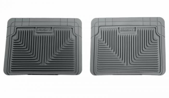 Husky Liners - Husky Liners 2nd Or 3rd Seat Floor Mats 52022