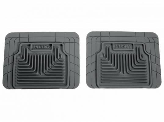 Husky Liners - Husky Liners 2nd Or 3rd Seat Floor Mats 52032