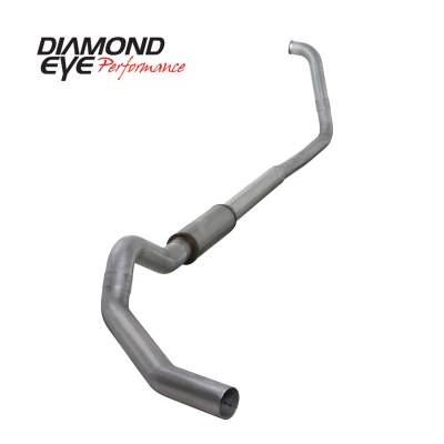Diamond Eye Performance 2003-2007 FORD 6.0L POWERSTROKE F250/F350 (ALL CAB AND BED LENGTHS) 5in. ALUMINI K5350A
