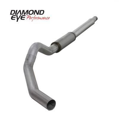 EXHAUST - EXHAUST KITS - Diamond Eye Performance - Diamond Eye Performance 2003-2007 FORD 6.0L POWERSTROKE F250/F350 (ALL CAB AND BED LENGTHS) 5in. ALUMINI K5344A