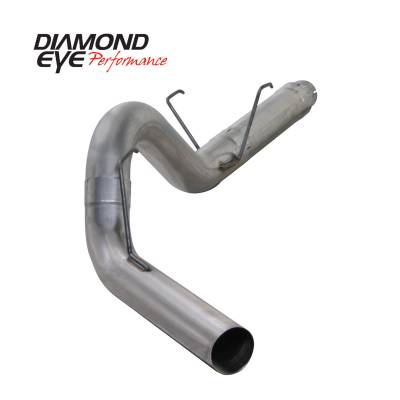 EXHAUST - EXHAUST KITS - Diamond Eye Performance - Diamond Eye Performance 2007.5-2012 DODGE 6.7L CUMMINS 2500/3500 (ALL CAB AND BED LENGTHS) 5in. 409 STAI K5252S