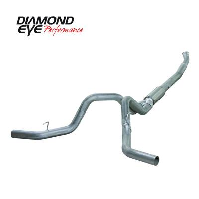 EXHAUST - EXHAUST KITS - Diamond Eye Performance - Diamond Eye Performance 2004.5-2007.5 DODGE 5.9L CUMMINS 2500/3500 (ALL CAB AND BED LENGTHS)-5in. ALUMIN K5246A