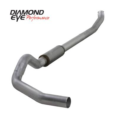 EXHAUST - EXHAUST KITS - Diamond Eye Performance - Diamond Eye Performance 2004.5-2007.5 DODGE 5.9L CUMMINS 2500/3500 (ALL CAB AND BED LENGTHS)-5in. ALUMIN K5238A