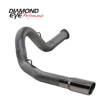 EXHAUST - EXHAUST KITS - Diamond Eye Performance - Diamond Eye Performance 2007.5-2010 CHEVY/GMC 6.6L DURAMAX 2500/3500 (ALL CAB AND BED LENGHTS) 5in. 409 K5134S