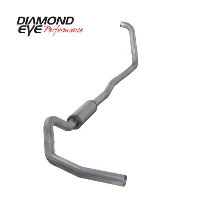 Diamond Eye Performance 2003-2007 FORD 6.0L POWERSTROKE F250/F350 (ALL CAB AND BED LENGTHS) 4in. ALUMINI K4346A