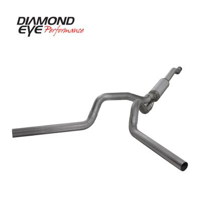 Diamond Eye Performance - Diamond Eye Performance 2003-2007 FORD 6.0L POWERSTROKE F250/F350 (ALL CAB AND BED LENGTHS) 4in. 409 STA K4340S