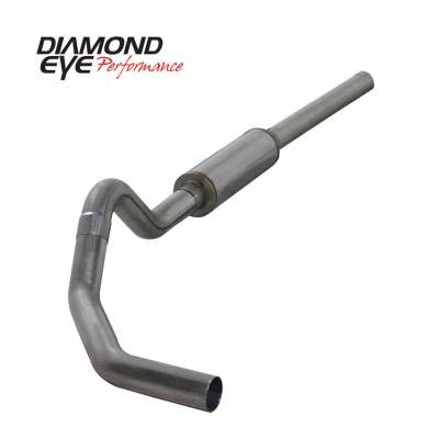 EXHAUST - EXHAUST KITS - Diamond Eye Performance - Diamond Eye Performance 2004.5-2007.5 DODGE 5.9L CUMMINS 2500/3500 (ALL CAB AND BED LENGTHS)-4in. 409 ST K4234S