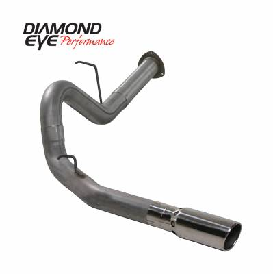 EXHAUST - EXHAUST KITS - Diamond Eye Performance - Diamond Eye Performance 2007.5-2010 CHEVY/GMC 6.6L DURAMAX 2500/3500 (ALL CAB AND BED LENGHTS) 4in. 409 K4130S