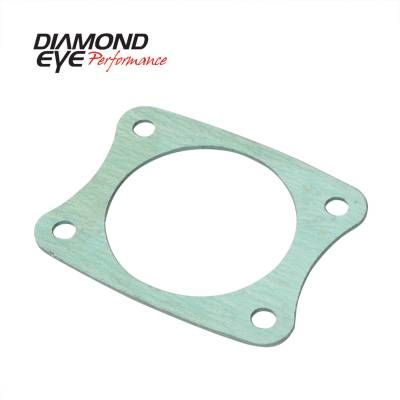 EXHAUST - EXHAUST MISCELLANEOUS - Diamond Eye Performance - Diamond Eye Performance PERFORMANCE DIESEL EXHAUST PART-HIGH TEMPURATURE EXHAUST GASKET FOR 4 BOLT ADAPT 4001