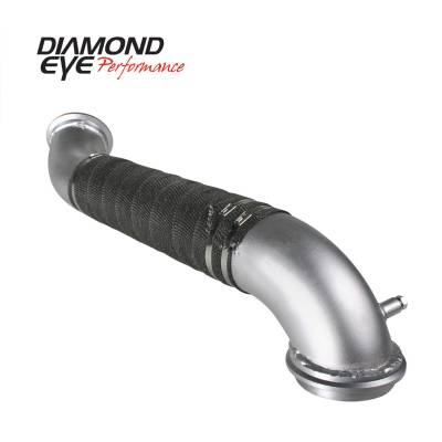 EXHAUST - EXHAUST MISCELLANEOUS - Diamond Eye Performance - Diamond Eye Performance 2011-2012 CHEVY/GMC 6.5L LML DURAMAX 2500/3500 (ALL CAB AND BED LENGTHS)-PERFORM 321060