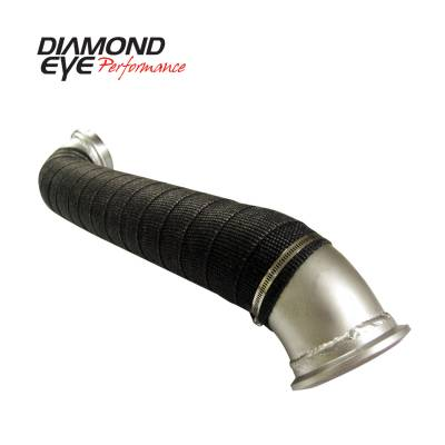 EXHAUST - EXHAUST MISCELLANEOUS - Diamond Eye Performance - Diamond Eye Performance 2004-2010 CHEVY/GMC 6.5L LLY; LBZ; LMM DURAMAX 2500/3500 (ALL CAB AND BED LENGTH 321056