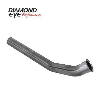 EXHAUST - DOWN PIPE - Diamond Eye Performance - Diamond Eye Performance 2004.5-EARLY 2007 DODGE 5.9L CUMMINS 2500/3500 (ALL CAB AND BED LENGTHS)-PERFORM 262050