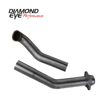 EXHAUST - DOWN PIPE - Diamond Eye Performance - Diamond Eye Performance 1994-1997.5 FORD 7.3L POWERSTROKE F250/F350 (ALL CAB AND BED LENGTHS)-PERFORMANC 162004