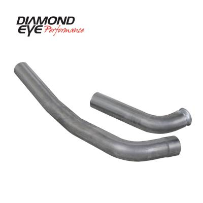 EXHAUST - DOWN PIPE - Diamond Eye Performance - Diamond Eye Performance 2003-2007 FORD 6.0L POWERSTROKE F250/F350 (ALL CAB AND BED LENGTHS)-PERFORMANCE 125050