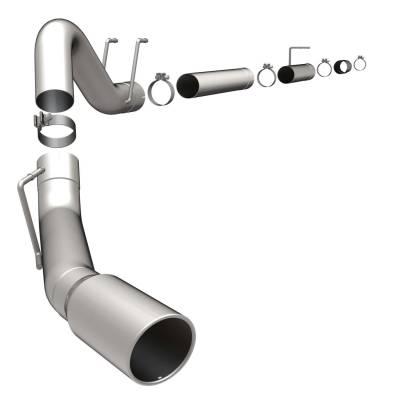 EXHAUST - EXHAUST KITS - MagnaFlow Exhaust Products - MagnaFlow Exhaust Products Sys PI 08 Ford F-Series 6.4L 4 17983