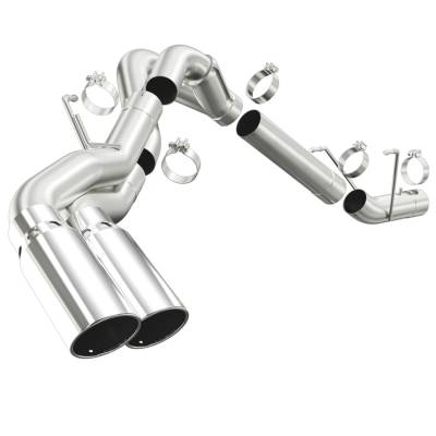 EXHAUST - EXHAUST KITS - MagnaFlow Exhaust Products - MagnaFlow Exhaust Products SYS C/B 2013 Dodge 2500HD/3500 6.7L 17930