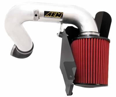 AIR INTAKES - AIR INTAKE KITS - AEM Induction - AEM Induction AEM Brute Force HD Intake System 21-9211DP