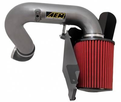 AIR INTAKES - AIR INTAKE KITS - AEM Induction - AEM Induction AEM Brute Force HD Intake System 21-9211DC