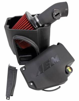 AIR INTAKES - AIR INTAKE KITS - AEM Induction - AEM Induction AEM Brute Force HD Intake System 21-9124DS