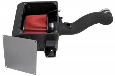 AIR INTAKES - AIR INTAKE KITS - AEM Induction - AEM Induction AEM Brute Force Intake System 21-8031DC