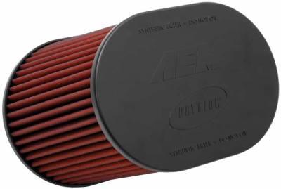 AIR INTAKES - FILTERS - AEM Induction - AEM Induction AEM DryFlow Air Filter 21-2267DK