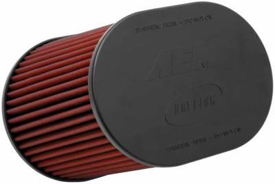 AIR INTAKES - FILTERS - AEM Induction - AEM Induction AEM DryFlow Air Filter 21-2278DK