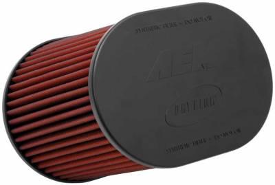 AIR INTAKES - FILTERS - AEM Induction - AEM Induction AEM DryFlow Air Filter 21-2259DK