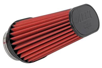 AIR INTAKES - FILTERS - AEM Induction - AEM Induction AEM DryFlow Air Filter 21-2204DK