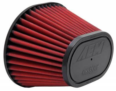 AIR INTAKES - FILTERS - AEM Induction - AEM Induction AEM DryFlow Air Filter 21-2145DK