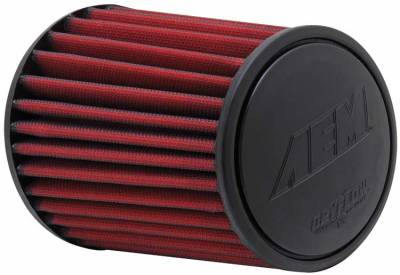 AIR INTAKES - FILTERS - AEM Induction - AEM Induction AEM DryFlow Air Filter 21-2113DK
