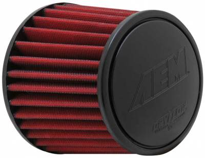 AIR INTAKES - FILTERS - AEM Induction - AEM Induction AEM DryFlow Air Filter 21-2110DK