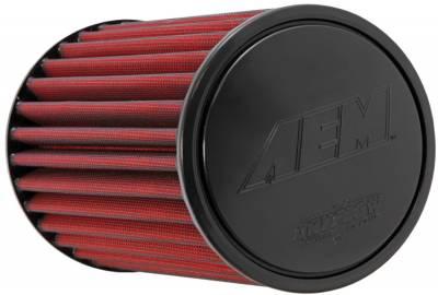 AEM Induction - AEM Induction AEM DryFlow Air Filter 21-2109DK