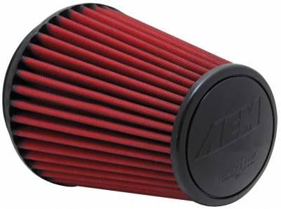 AIR INTAKES - FILTERS - AEM Induction - AEM Induction AEM DryFlow Air Filter 21-2100DK