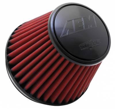 AIR INTAKES - FILTERS - AEM Induction - AEM Induction AEM DryFlow Air Filter 21-209EDK