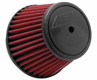 AIR INTAKES - FILTERS - AEM Induction - AEM Induction AEM DryFlow Air Filter 21-209ED-HK