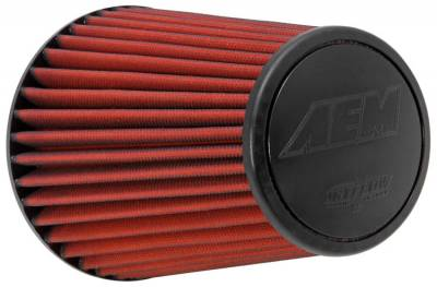 AIR INTAKES - FILTERS - AEM Induction - AEM Induction AEM DryFlow Air Filter 21-2099DK