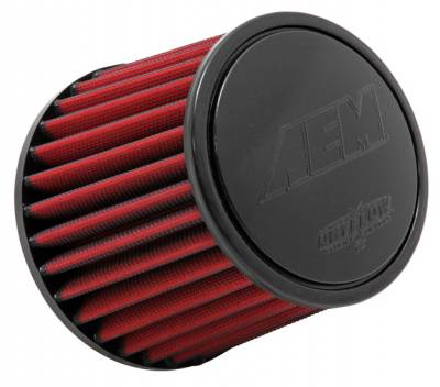 AIR INTAKES - FILTERS - AEM Induction - AEM Induction AEM DryFlow Air Filter 21-204DK