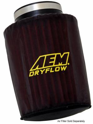 AIR INTAKES - INTAKE ACCESSORIES - AEM Induction - AEM Induction Air Filter Wrap 1-4007