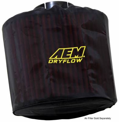 AIR INTAKES - INTAKE ACCESSORIES - AEM Induction - AEM Induction Air Filter Wrap 1-4004