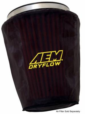 AIR INTAKES - INTAKE ACCESSORIES - AEM Induction - AEM Induction Air Filter Wrap 1-4003