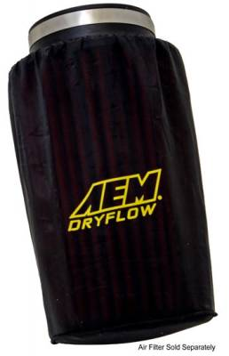AIR INTAKES - INTAKE ACCESSORIES - AEM Induction - AEM Induction Air Filter Wrap 1-4001