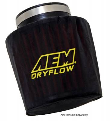 AIR INTAKES - INTAKE ACCESSORIES - AEM Induction - AEM Induction Air Filter Wrap 1-4000