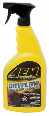 AIR INTAKES - INTAKE ACCESSORIES - AEM Induction - AEM Induction Air Filter Cleaner - 32 oz Trigger Sprayer 1-1000