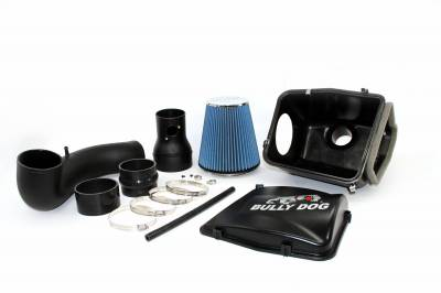 AIR INTAKES - AIR INTAKE KITS - Bully Dog - Bully Dog Rapid Flow Intake, enclosed, injection molded, stage 2 53253